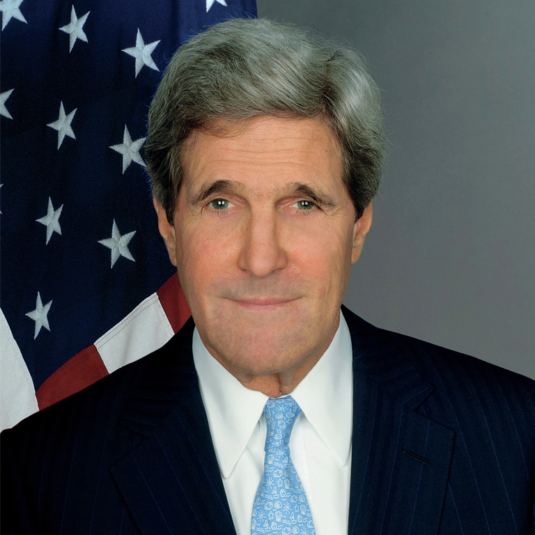 Sec. of State John Kerry