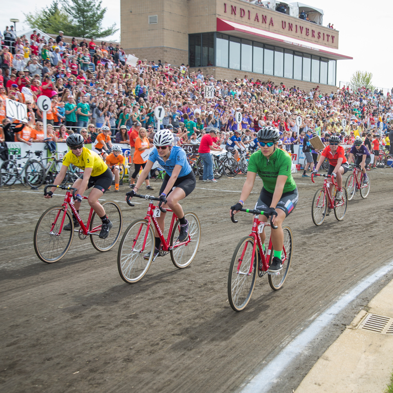 Little 500 Women's race 2015