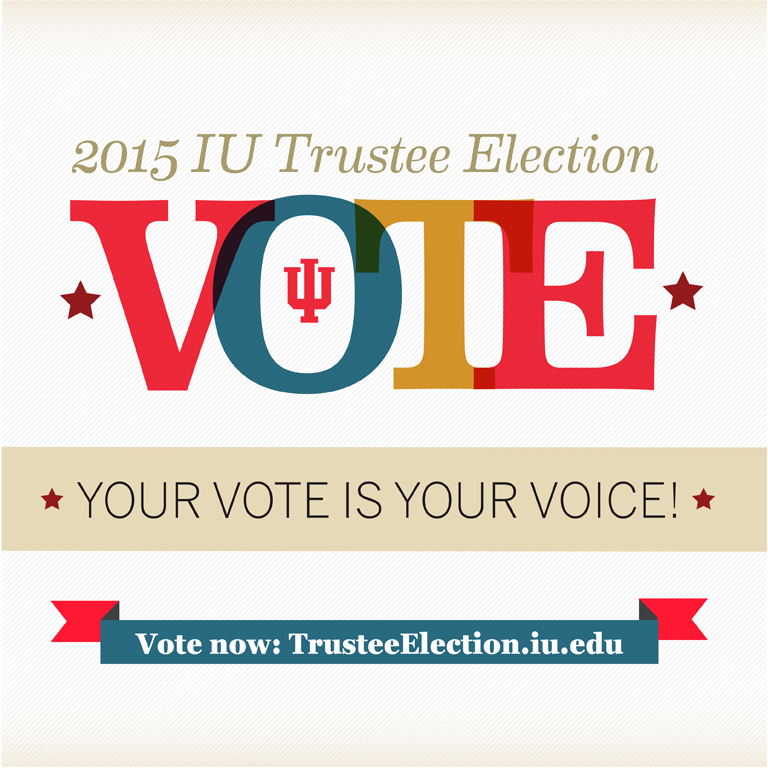 IU Trustee Candidate Forum 2015